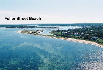 Edgartown, Downtown Martha's Vineyard vacation rental - Fuller Street & Lighthouse Beach easy walk from house
