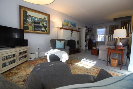 Edgartown, Downtown Martha's Vineyard vacation rental - Living Room