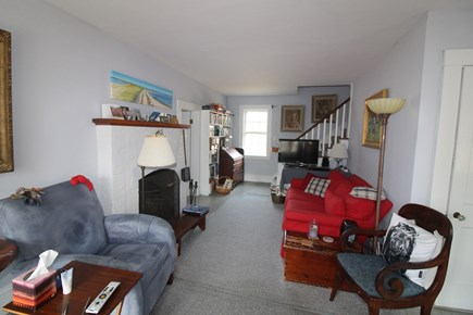 Edgartown, Downtown Martha's Vineyard vacation rental - Living room