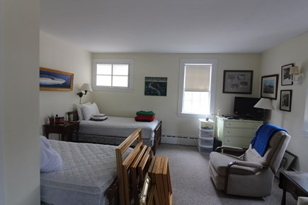 Edgartown, Downtown Martha's Vineyard vacation rental - Bedroom 3 2 Twins L 1 daybed