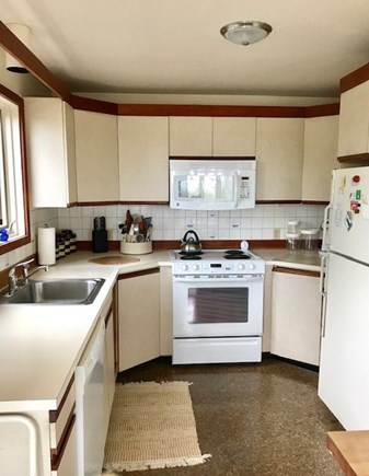 Oak Bluffs Martha's Vineyard vacation rental - Fully equipped kitchen open to dining room