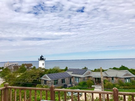 Oak Bluffs Martha's Vineyard vacation rental - View from the deck