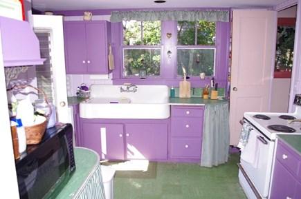 Oak Bluffs Martha's Vineyard vacation rental - Charming kitchen