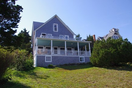 Oak Bluffs Martha's Vineyard vacation rental - Perfect Victorian Charmer with wonderful view of the Sound