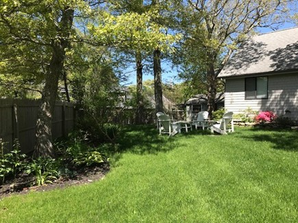 Oak Bluffs Martha's Vineyard vacation rental - Nice yard