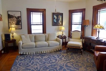 Oak Bluffs Martha's Vineyard vacation rental - Intimate conversation Living room