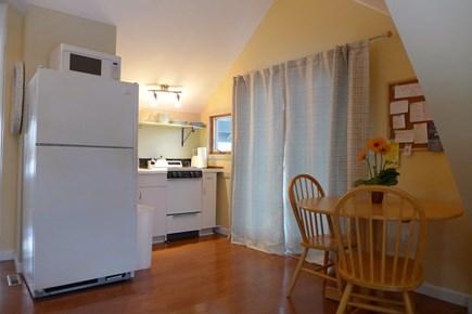 Oak Bluffs Martha's Vineyard vacation rental - 3rd Fl Loft Kitchen with breakfast table