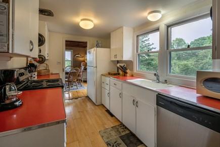 Aquinnah Martha's Vineyard vacation rental - Kitchen with plenty of counterspace