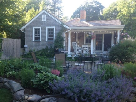 Vineyard Haven Martha's Vineyard vacation rental - Two Bedroom Cottage