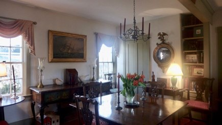 West Tisbury Martha's Vineyard vacation rental - Dine in elegance with a touch of romance, or a lot of romance!