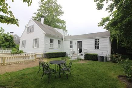 Edgartown Martha's Vineyard vacation rental - Exterior yard area