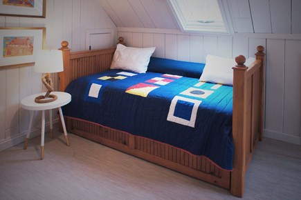 Oak Bluffs, Waterview Farms Martha's Vineyard vacation rental - 2nd floor children's room with trundle bed.