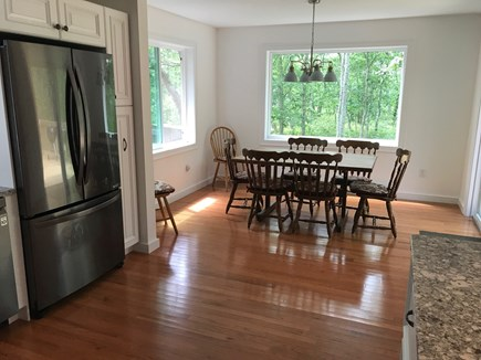West Tisbury Martha's Vineyard vacation rental - Kitchen, looking into Dining Room