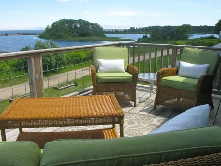 Oak Bluffs Martha's Vineyard vacation rental - Beautiful views of Farm Pond and Nantucket Sound