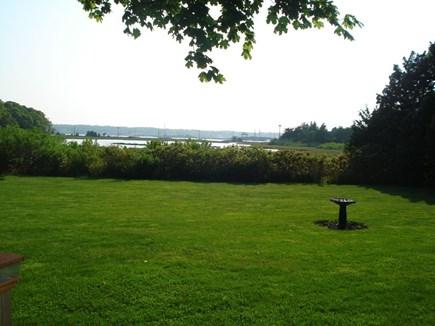 oak bluffs Martha's Vineyard vacation rental - View of the lagoon.