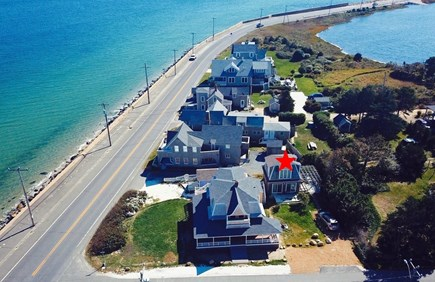 Oak Bluffs Martha's Vineyard vacation rental - Nestled between ocean & Farm Pond