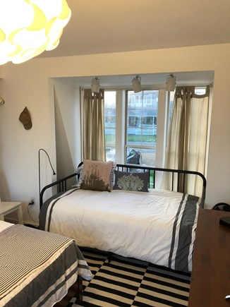 Oak Bluffs Martha's Vineyard vacation rental - Upstairs day (twin) bed - good for small child (shares 1 bedroom)