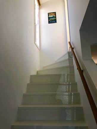 Oak Bluffs Martha's Vineyard vacation rental - Stairs up to bedroom