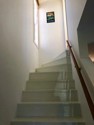 Oak Bluffs Martha's Vineyard vacation rental - Stairs to bedroom