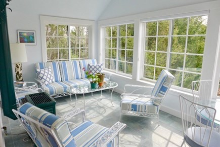 Katama - Edgartown Martha's Vineyard vacation rental - Hardwood floors throughout create a nice flow.