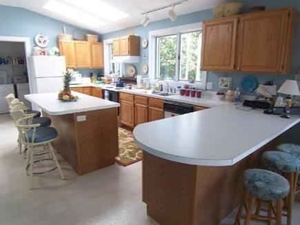 Chilmark Martha's Vineyard vacation rental - Lg. kitchen recently updated w/new flooring, counters not shown.