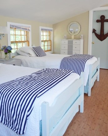 Chilmark Martha's Vineyard vacation rental - Guest apt over garage sleeps a family of 5 with its own bathrm