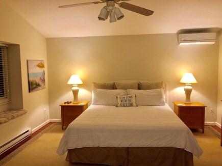 Oak Bluffs Martha's Vineyard vacation rental - Master bedroom with en suite.