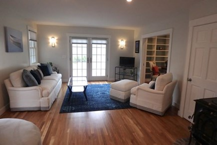 Chilmark Martha's Vineyard vacation rental - Access the patio via the french doors to enjoy the outdoors.