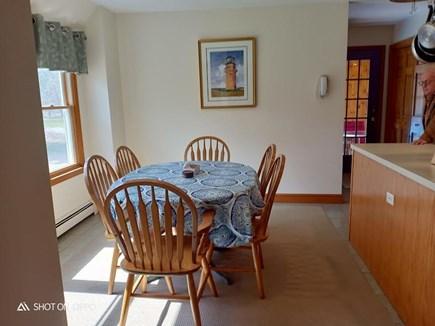 Katama - Edgartown, Edgartown Martha's Vineyard vacation rental - Dining room off kitchen