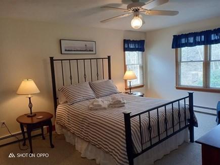 Katama - Edgartown, Edgartown Martha's Vineyard vacation rental - Second level queen bedroom