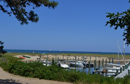 Oak Bluffs Martha's Vineyard vacation rental - Private Association Beach