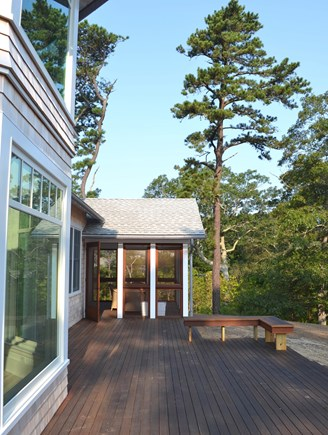 Oak Bluffs Martha's Vineyard vacation rental - Outdoor Deck