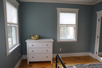 Vineyard Haven, In the heart of the Village of Martha's Vineyard vacation rental - Upstairs bedroom with Queen bed.