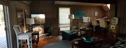 Oak Bluffs, Waterview Farms Martha's Vineyard vacation rental - Living Room 2nd floor