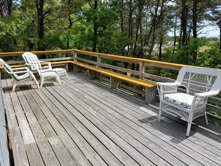 Oak Bluffs, Waterview Farms Martha's Vineyard vacation rental - 2nd Floor Deck