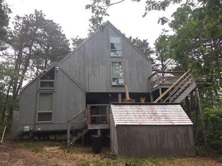 Oak Bluffs, Waterview Farms Martha's Vineyard vacation rental - A Water View At The Tree House