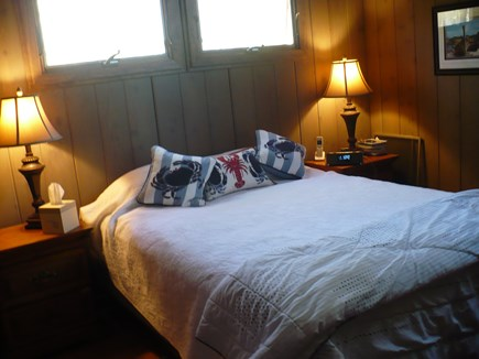 Oak Bluffs, Waterview Farms Martha's Vineyard vacation rental - Master bedroom  - Queen size