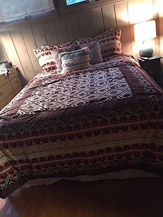 Oak Bluffs, Waterview Farms Martha's Vineyard vacation rental - 2nd bedroom Queen size