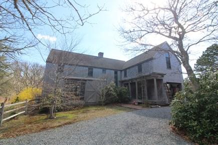 Edgartown Martha's Vineyard vacation rental - Exterior front