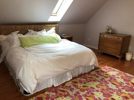 Oak Bluffs Martha's Vineyard vacation rental - Bedroom #2 with twin beds (or convert to king)