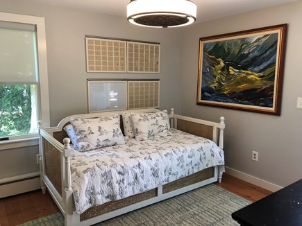 Oak Bluffs Martha's Vineyard vacation rental - Bedroom #4 with daybed & trundle