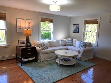 Oak Bluffs Martha's Vineyard vacation rental - Sectional in TV Room