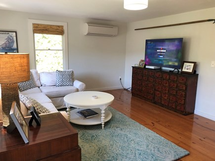 Oak Bluffs Martha's Vineyard vacation rental - Lounging/Casual area with smart QLED TV & XBox