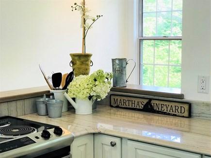 Oak Bluffs Martha's Vineyard vacation rental - Guest House Kitchen