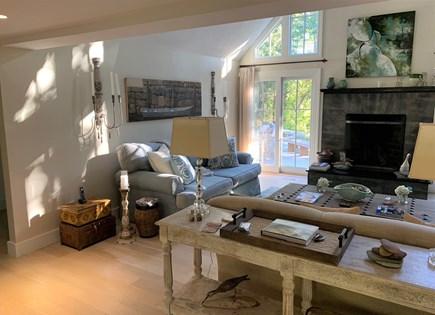 Oak Bluffs Martha's Vineyard vacation rental - Main House Living Area
