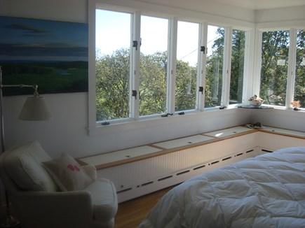 Chilmark Martha's Vineyard vacation rental - Master bedroom.