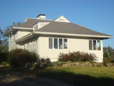 Chilmark Martha's Vineyard vacation rental - Exterior of home.