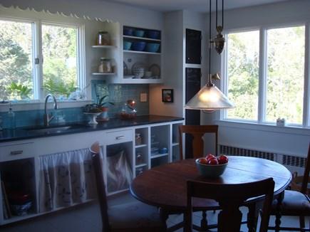 Chilmark Martha's Vineyard vacation rental - Kitchen.