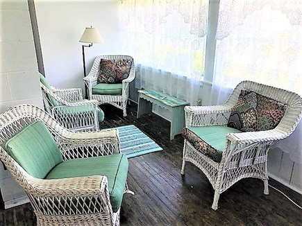 Oak Bluffs Martha's Vineyard vacation rental - Sun porch
