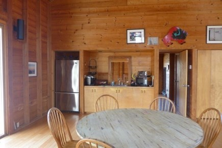 Vineyard Haven, West Tisbury  Martha's Vineyard vacation rental - Kitchen is fully equipped.